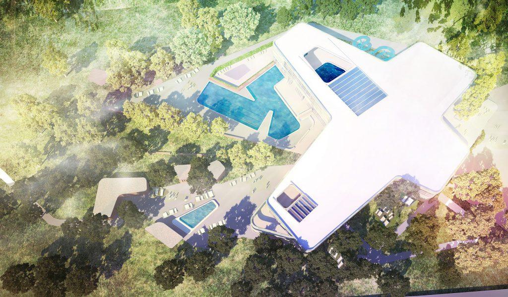 Architekturvisualisierung 3D Visualisierungen